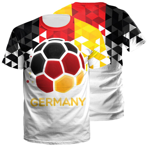 Germany Youth Jersey | GER X White