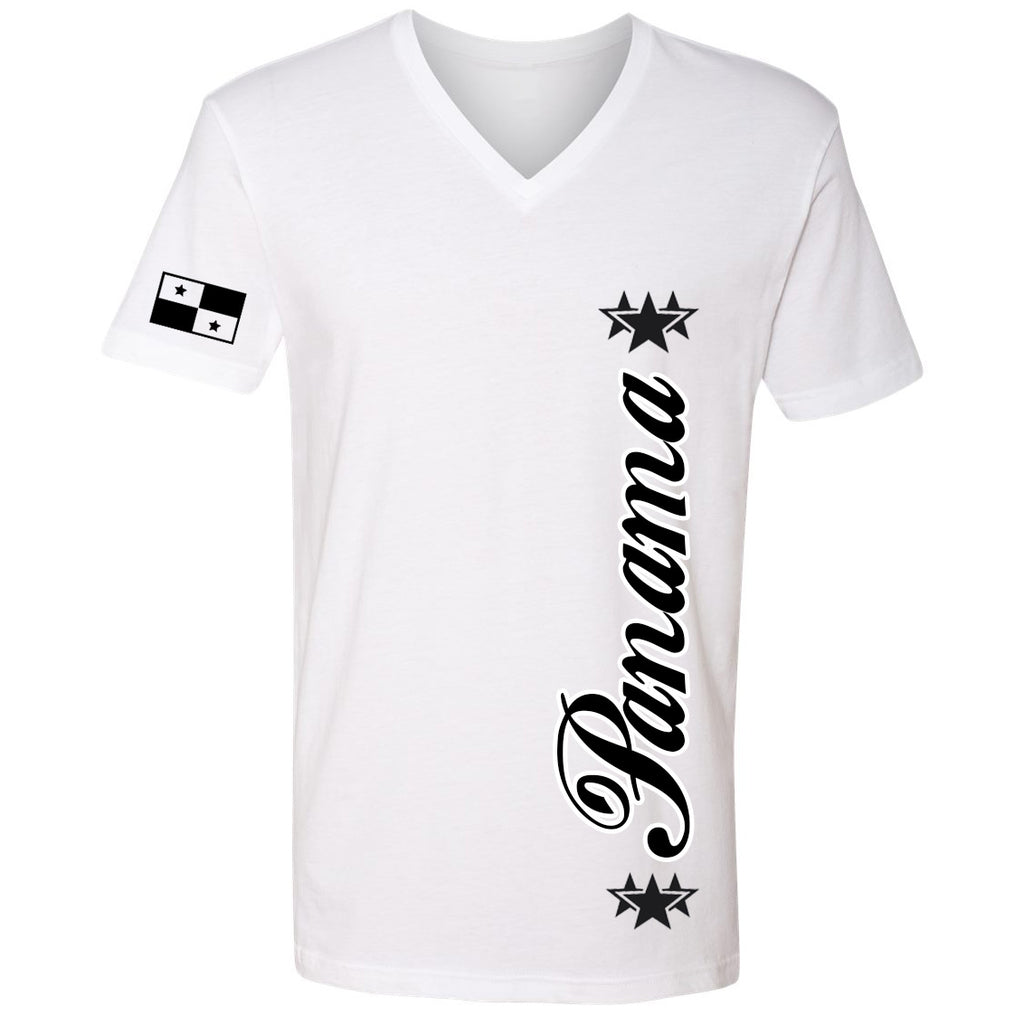 Panama Stars Youth Tee | Black X White