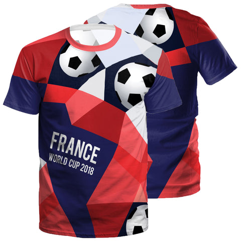 France Youth Jersey | FRA X Blue