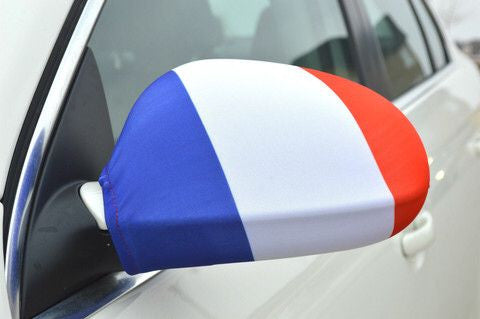 Mirror Flags (Set of 2) | France