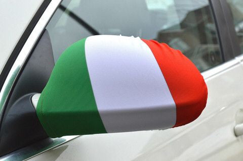 Mirror Flags (Set of 2) | Italy