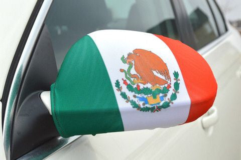 Mirror Flags (Set of 2) | Mexico