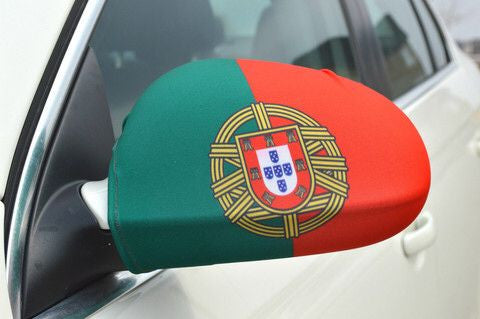 Mirror Flags (Set of 2) | Portugal