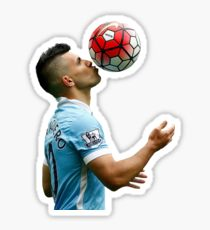 "Sports | Sergio ""Kun"" Aguero (Manchester City F.C., Argentina National Football Team)"