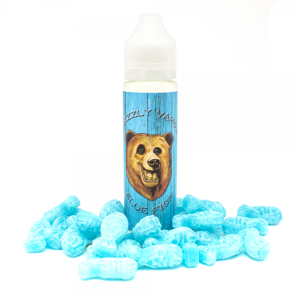 Grizzly Vapor – Blue Fish