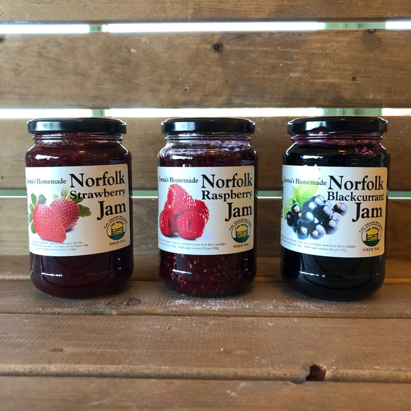 Emma's Homemade Norfolk Jam