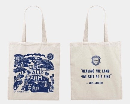 'Healing the Land' Tote Bag