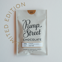 Limited Edition Pump Street Chocolate