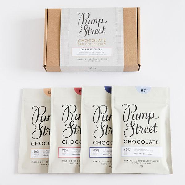 Pump Street Chocolate Gift Box - Our Bestsellers