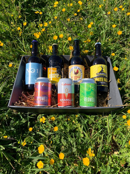 Fathers Day beer hamper