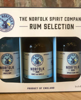 Norfolk Spirit Company Rum Selection 3 Pack
