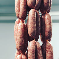 12 Rare Breed Pork Sausages