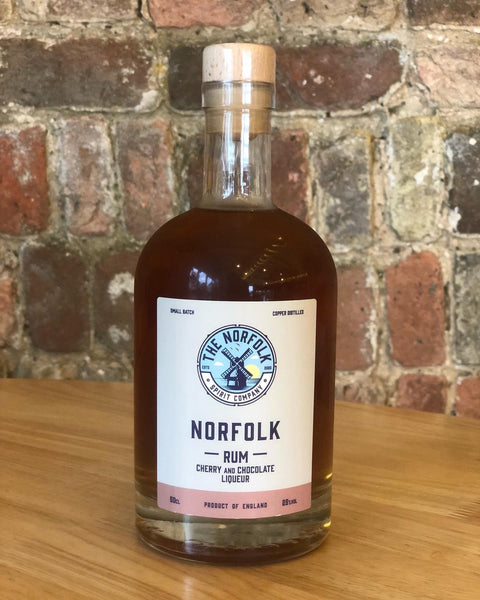 Norfolk Rum - Chocolate and Cherry Liqueur