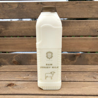 50L Raw Jersey Milk including postage and packing