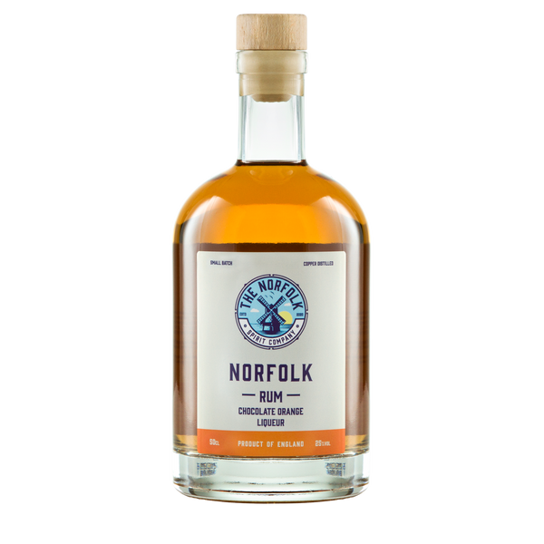 Norfolk Rum - Chocolate Orange Liqueur