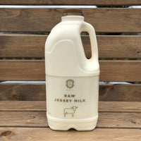 18L Raw Jersey Milk including postage and packaging