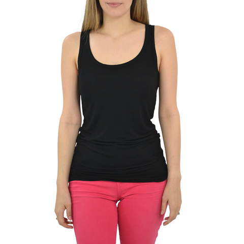 Womens Michael Stars Tank Top in Black - Brother's on the Boulevard