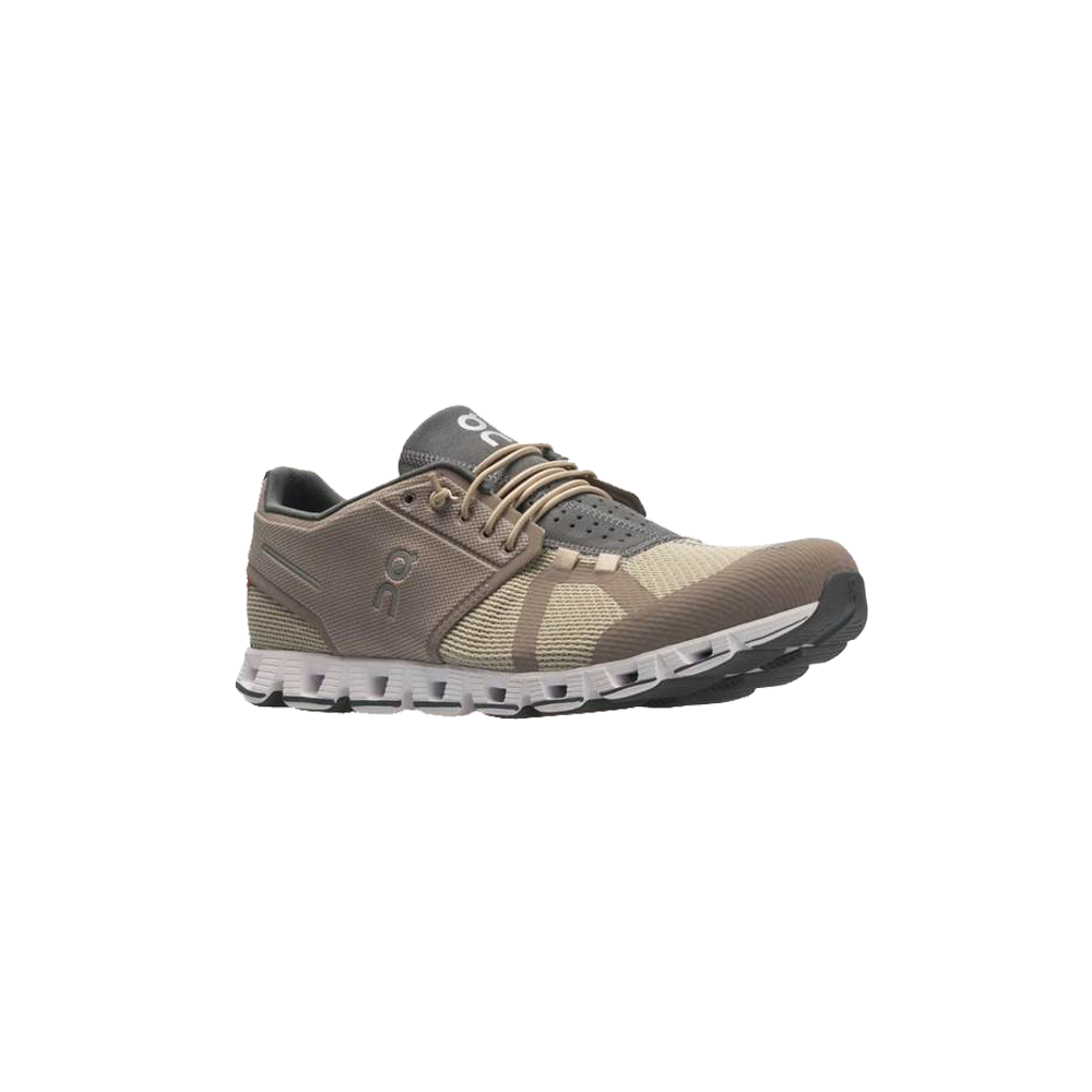 Mens On Running Cloud Slip On Tennis Shoe in Clay Sand - Brother's on the Boulevard