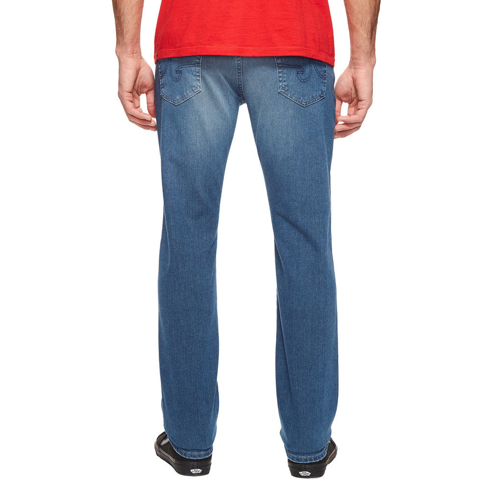 Mens AG Jeans The Graduate Slim Straight Jean in Typewriter - Brother's on the Boulevard