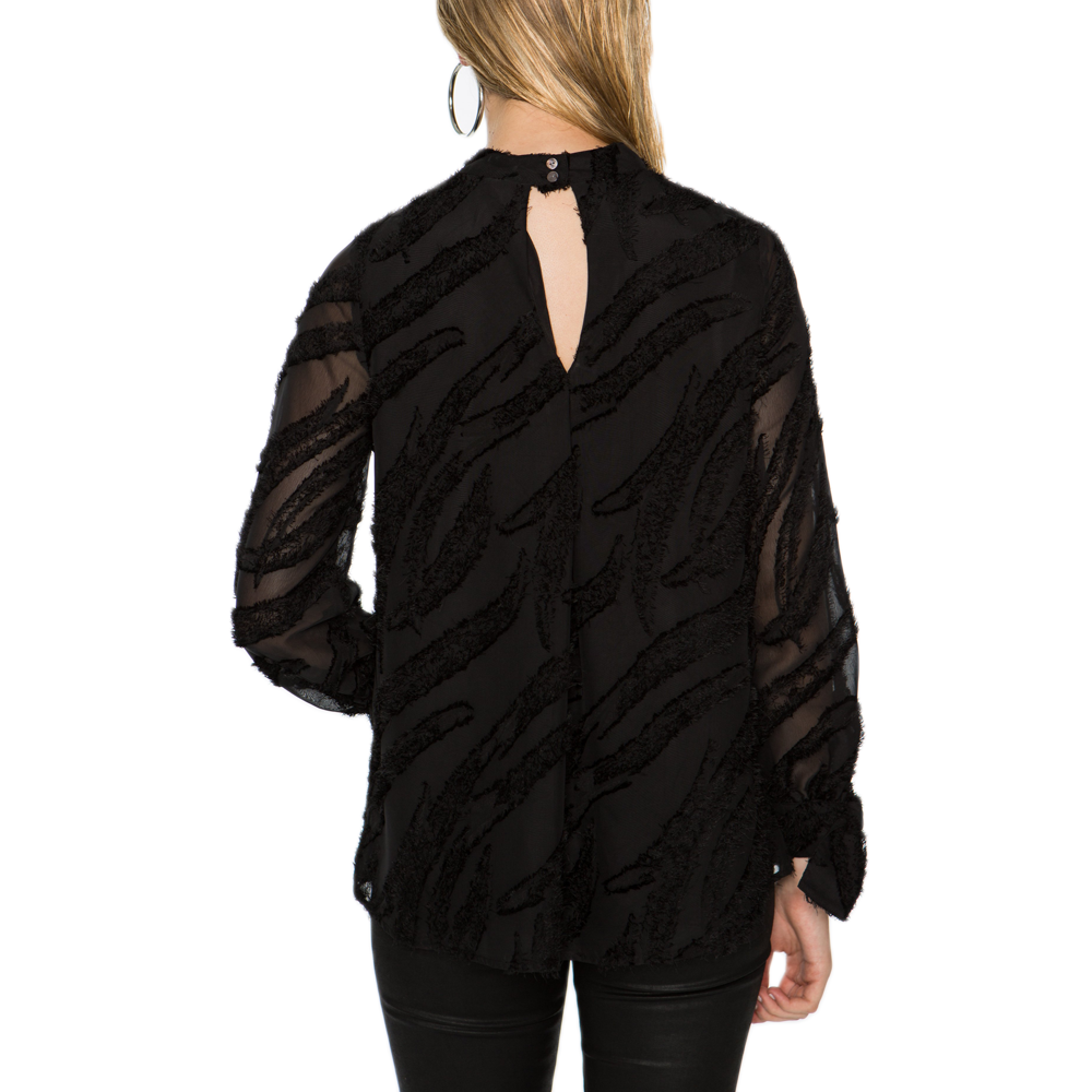 Womens Crosby Reagen Blouse in Back - Brother's on the Boulevard