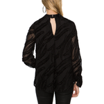 Womens Crosby by Mollie Burch Reagen Blouse in Back - Brother's on the Boulevard