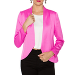 Womens Crosby by Mollie Burch Robbie Blazer in Shocking Pink - Brother's on the Boulevard