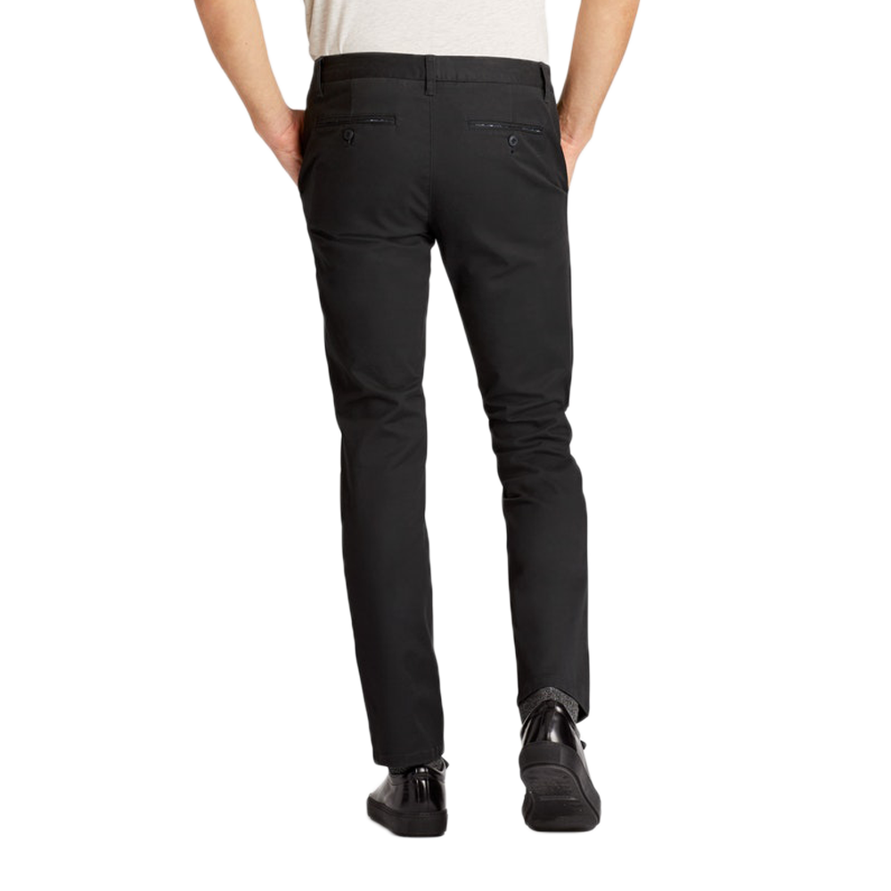 Mens Bonobos Chino Pant in Jet Black - Brother's on the Boulevard
