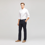 Bonobos Stretch Washed Chino Slim Pant in Jet Blue
