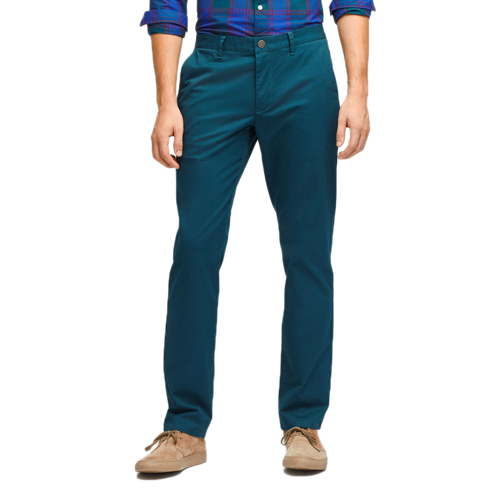 Bonobos Slim Fit Stretch Washed Chinos in Kentucky Bluegrass