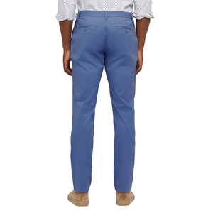 Mens Bonobos Stretch Washed Chino Slim Pant in Royal Quarters - Brother's on the Boulevard