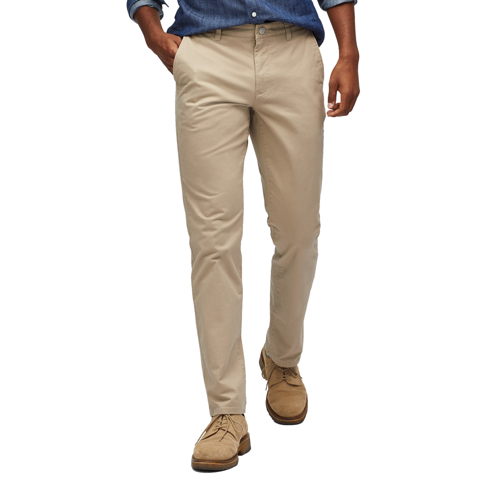 Bonobos Stretch Washed Chino in Baja Dune