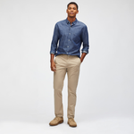 Mens Bonobos Stretch Washed Chino in Baja Dune - Brother's on the Boulevard
