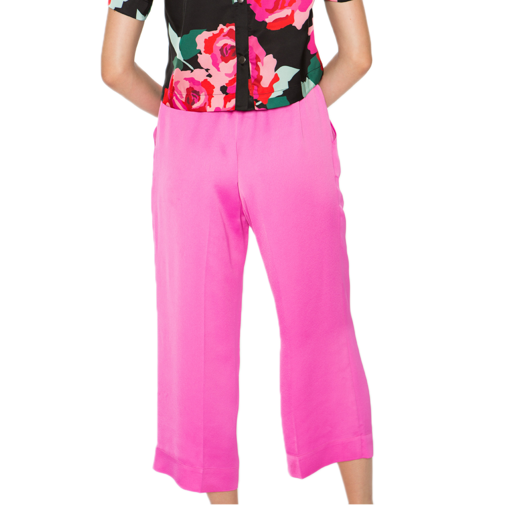 Womens Crosby by Mollie Burch Dorothy Pant in Shocking Pink - Brother's on the Boulevard