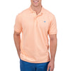 Southern Tide Skipjack Polo in Peach
