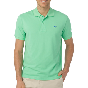 Mens Southern Tide Skipjack Polo in Starboard - Brother's on the Boulevard