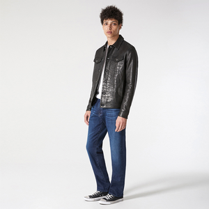 Mens AG Jeans The Ives Slim Straight Jean in Cross Creek - Brother's on the Boulevard