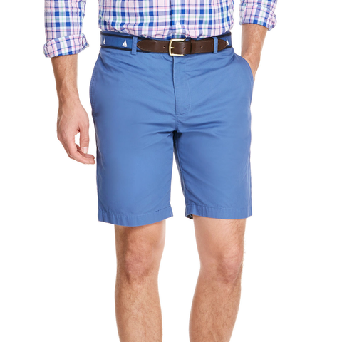 Mens Vineyard Vines 9 Inch Summer Club Shorts in Bimini Blue - Brother's on the Boulevard