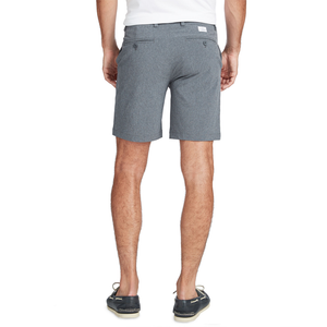 "Mens Vineyard Vines 8"" Performance Breaker Short in Charcoal - Brother's on the Boulevard"