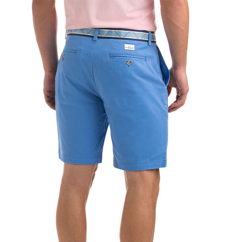 Vineyard Vines 9 Inch Stretch Breaker Short in Breaker Blue