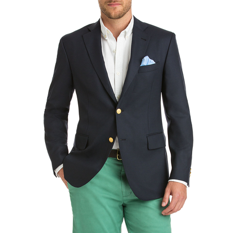 Vineyard Vines Navy Blazer in Blue Blazer