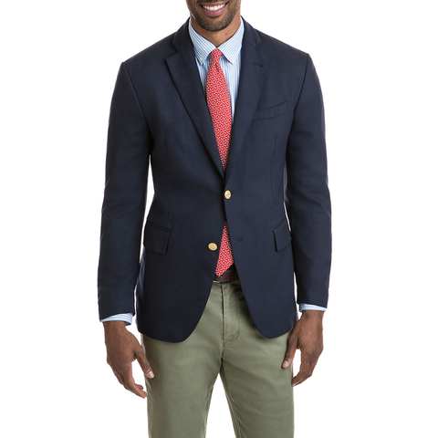 Mens Vineyard Vines Sports Blazer in Navy - Brother's on the Boulevard