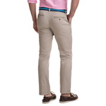 Mens Vineyard Vines Stretch Breaker Pant in Khaki - Brother's on the Boulevard