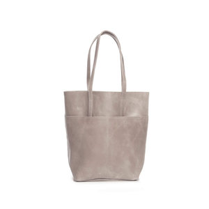 Womens ABLE Selam Magazine Tote in Fog - Brother's on the Boulevard