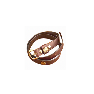 Mens Over Under Cannon's Point Multi-Shot Belt in Brown - Brother's on the Boulevard