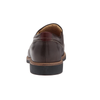 Mens Johnston & Murphy Barlow Venetian Slip-On in Dark Brown - Brother's on the Boulevard