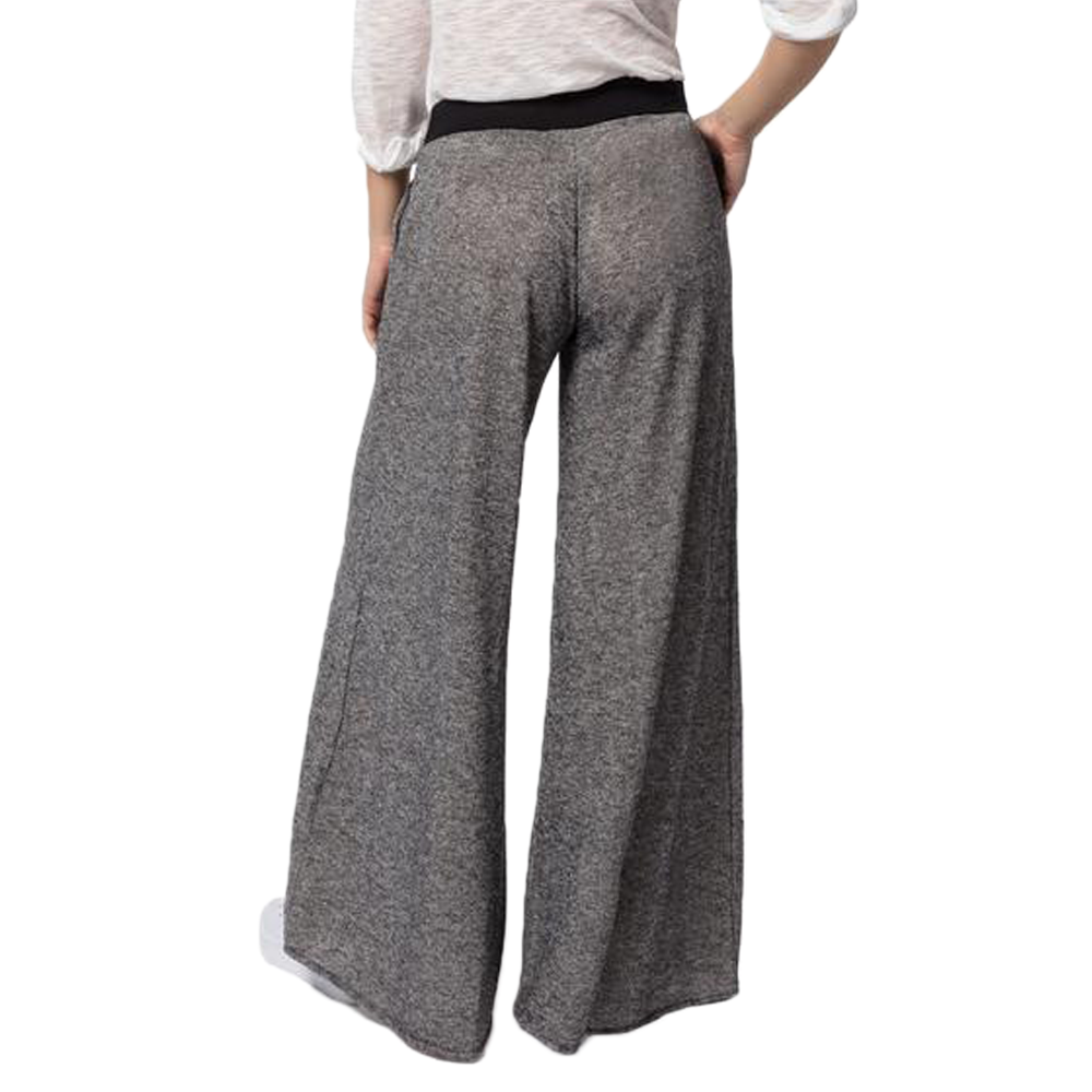 Womens ASTARS Lily Lounge Pant in Black - Brother's on the Boulevard