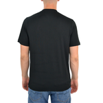 Mens Tulliano Carla Crew Neck Tee in Black - Brother's on the Boulevard