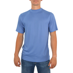 Tulliano Carla Crew Neck Tee in Ocean