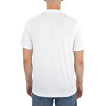 Mens Tulliano Carla Crew Neck Tee in White - Brother's on the Boulevard