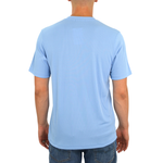 Mens Tulliano Viena V-Neck Tee in Powder - Brother's on the Boulevard